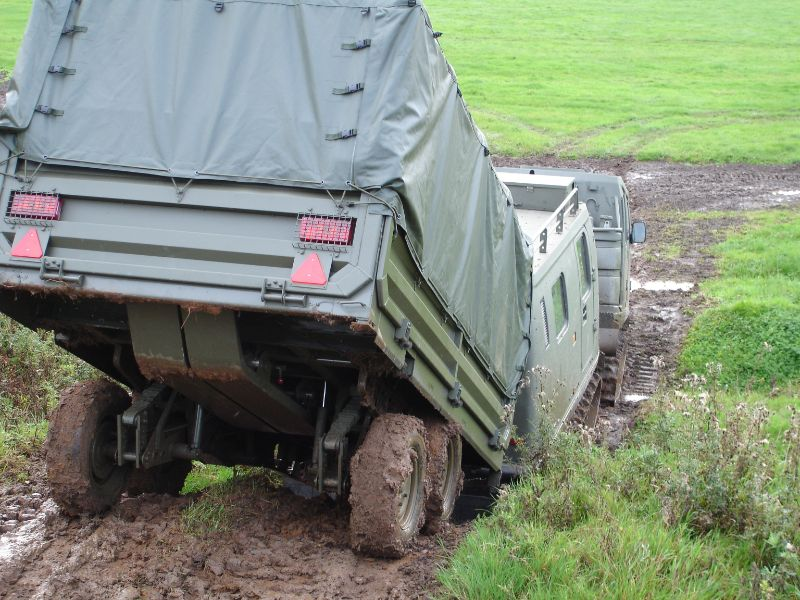 MR All-Terrain Trailer