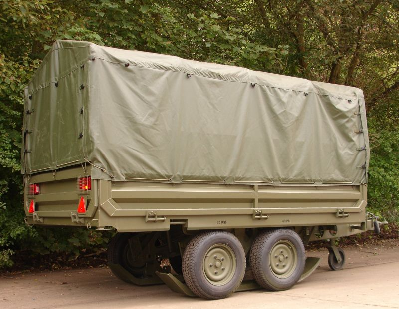 Multi-Role Trailer